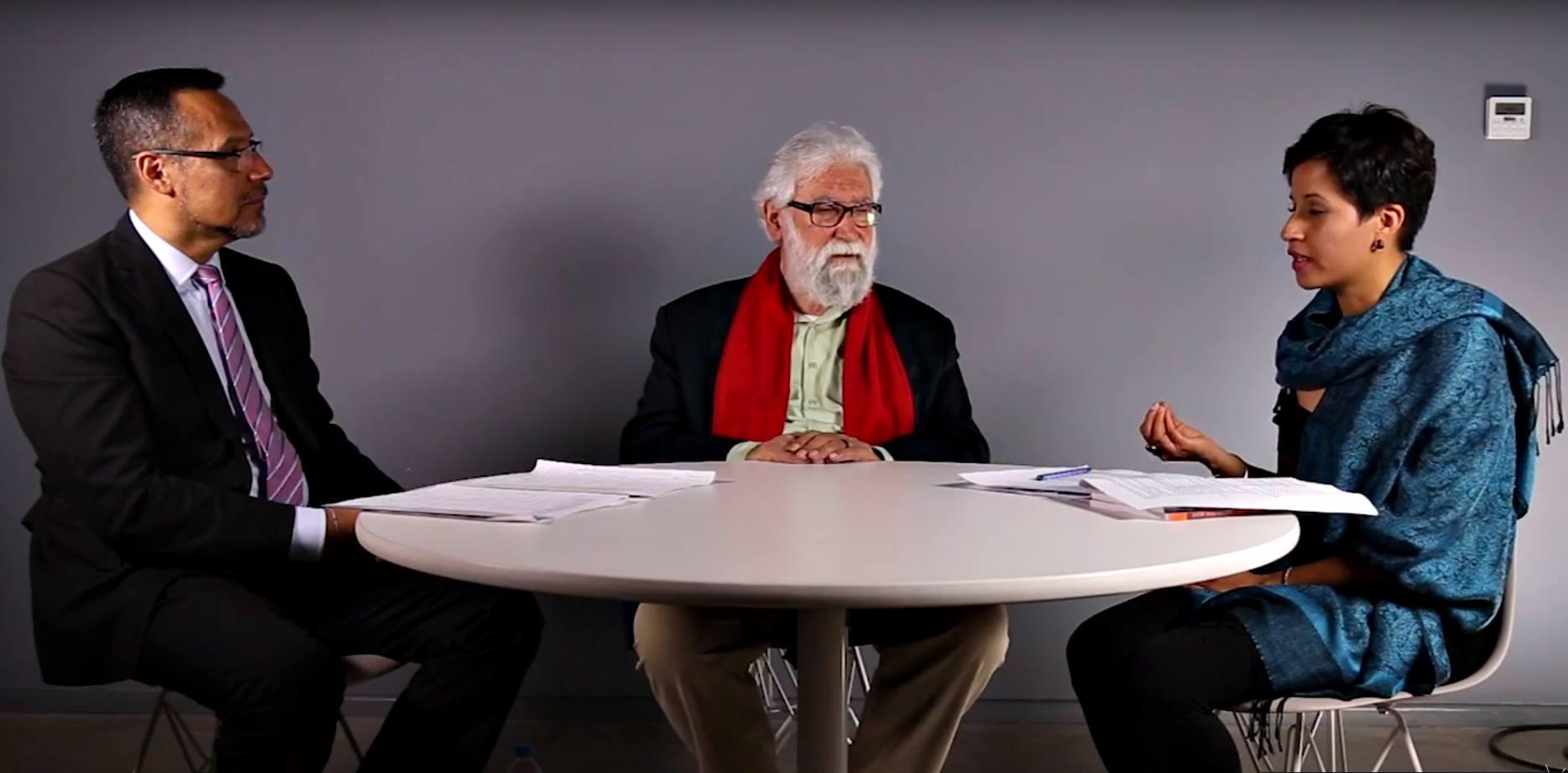 Entrevista a Leonardo Boff para Ibero TV